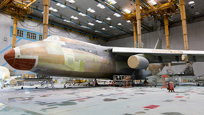 Plastic Media Blasting Aerospace