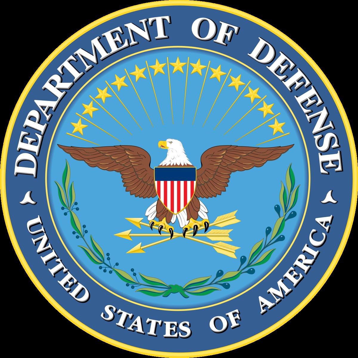 Department of Defense USA Logo
