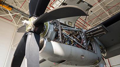 Blasting for Aircraft Propeller